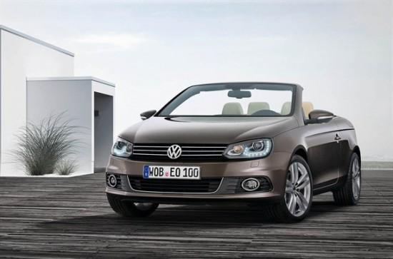 Volkswagen придаде нов вид на Eos
