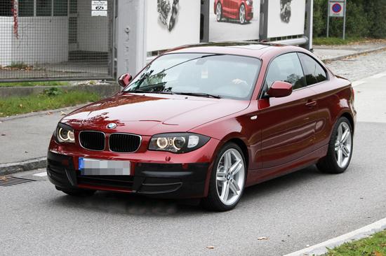 BMW подложи на модернизация 1-а Серия E82