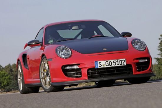 Разпродадено: Porsche 911 GT2 RS