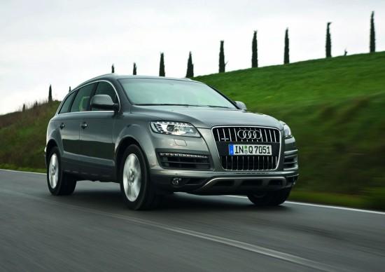Audi подлага на диети Q7