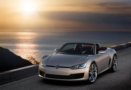VW ще произвежда серийно BlueSport Concept