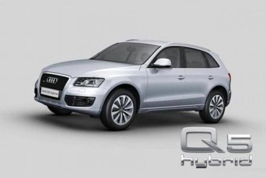 """Ето го и """"зеленият"""" Audi Q5 Hybrid"""