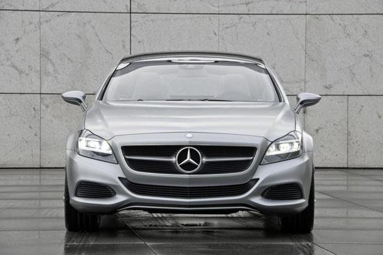 Mercedes-Benz ще изкара комби версия на CLS през 2012
