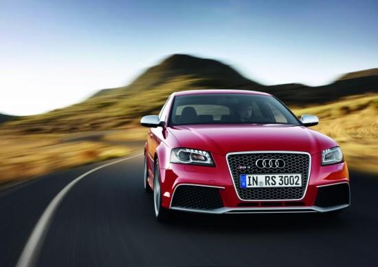 Малка, бърза, ракета: Audi RS3 Sportback