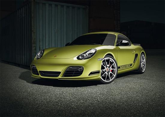 Porsche се постара Cayman R да изглежда фантастично