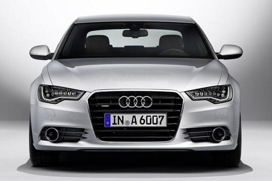 Разкриха преждевременно новото Audi A6