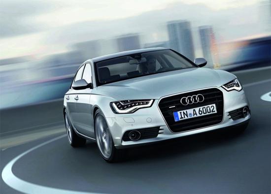 В детайли: Премиум седана Audi A6