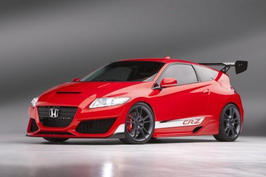 Honda обмисля да произвежда по-мощен CR-Z