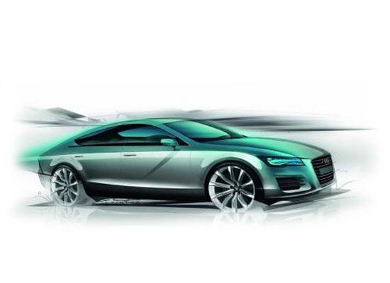 Audi RS7 ще бъде основния враг на BMW M5