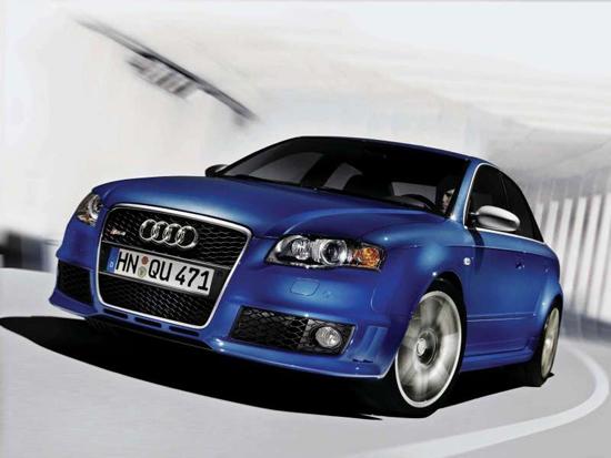 """Audi  каза """"НЕ"""" на новото RS4"""