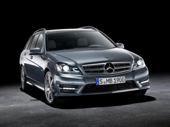 Mercedes разкри ексклузивния фейслифт на С-класата