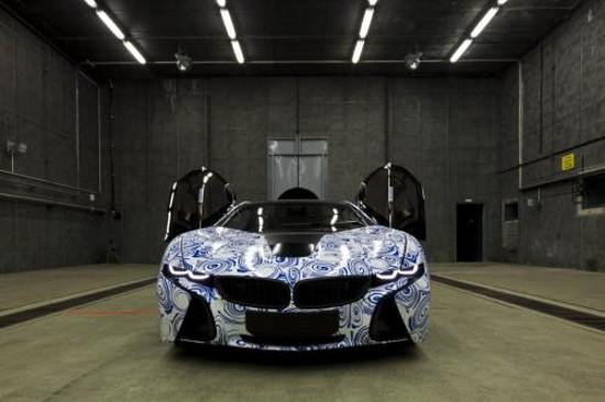 Серийния BMW VED ще се казва i8 . . .