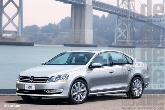 """VW окончателно ще изкара нов """"седан от среден клас"""""""