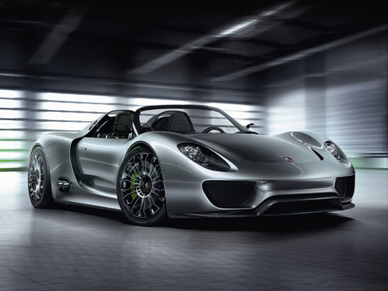 Porsche ще присъства на моторшоуто в Детройт, но с какво?