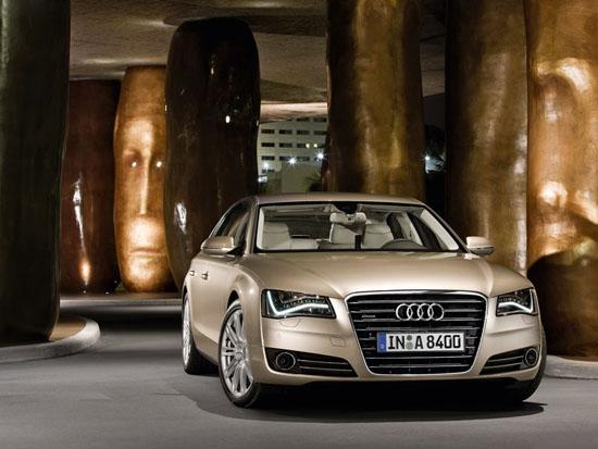 Новия Audi A9 ще засенчи някои други 4-врати купета . . .