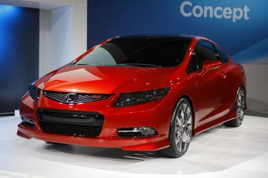 Детройт 2011: Honda загатва бъдещето на Civic