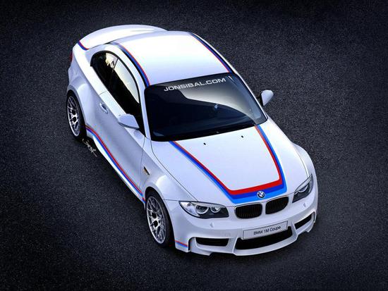 Творението на Джон Сибал ще стане реалност – BMW 1M Coupe CSL