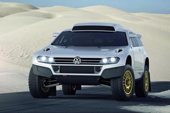 В Катар представиха две ексклузивни разновидности на VW Touareg