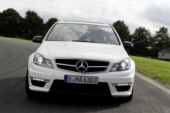 Преди Женева: Обновения Mercedes C63 AMG