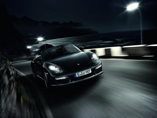 Пълен напред с новия лимитиран Porsche Boxster S