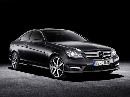 Официално - това е Mercedes C-Class Coupe