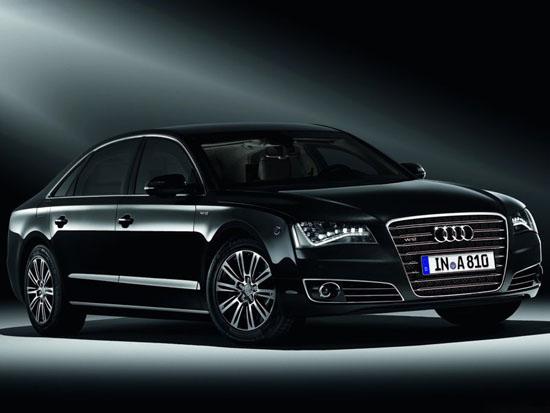 Audi показа бронираната A8 L Security