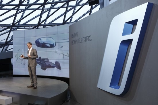 """BMW лансира подмарката """"i"""" – задава се електрификация!"""