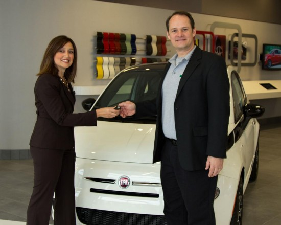 Fiat се завръща на пазара в САЩ