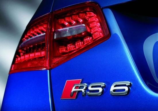Новото Audi RS6 идва през 2012-а