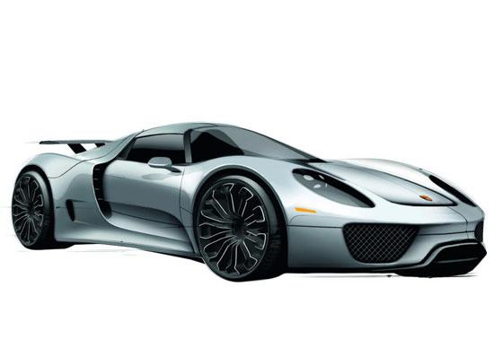 Porsche съобщи, че сериен 918 Spyder ЩЕ има!