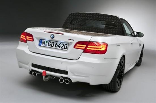Та-да-да-дам! BMW разкри ужасно бързия пикап M3