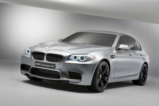 В Мюнхен разкриха предсерийния BMW Concept M5