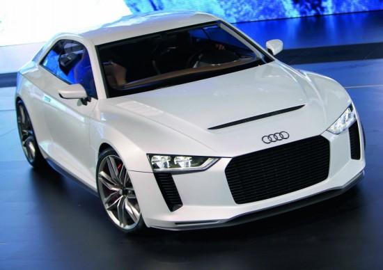 Audi има амбицията да изкара сериен Quattro
