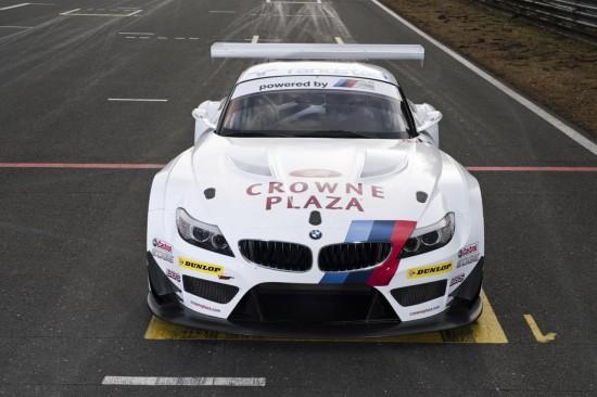 Ето го и обновеният BMW Z4 GT3