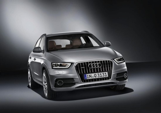 Audi представи Q3, което е най-спортното е класа