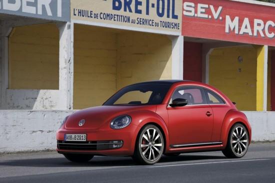 От кръв и плът: това е новият VW Beetle