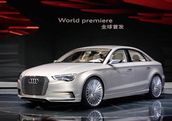 От Audi, пък вече са готови и с хибридната А3 седан