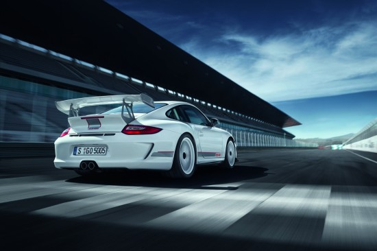 Porsche официално представи ексклузивния 911 GT3 RS 4.0