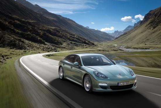 Porsche лансира супер ефективната Panamera Diesel