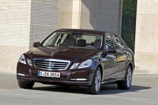Е-класата ще се радва на нови по-мощни и ефективни двигатели