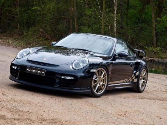 Суперспортното Porsche 911 GT2 излезе от гаража на Kubatech