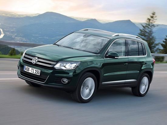 Научете всичко за новия VW Tiguan (ВИДЕО)