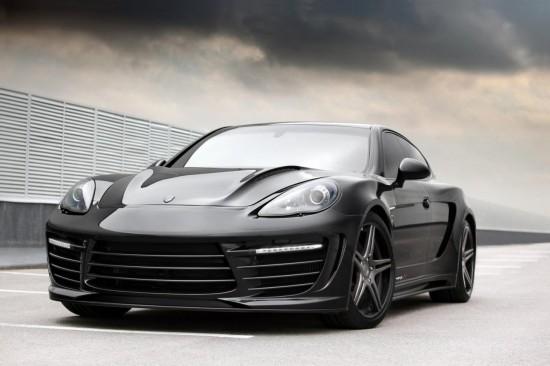 TopCar направиха Porsche Panamera изключително злобна