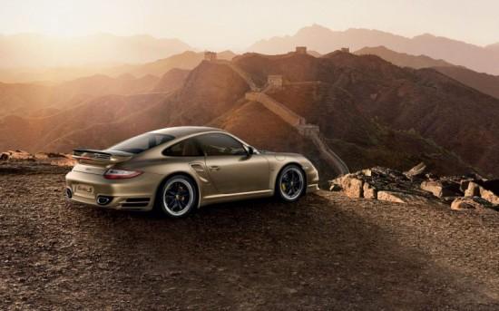 Porsche празнува 10 години на пазара в Китай