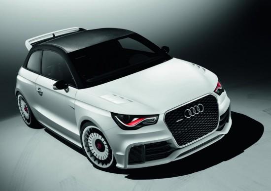 """Най-малкият """"огнедишащ"""" звяр на Audi е A1 clubsport quattro с 503 к.с."""