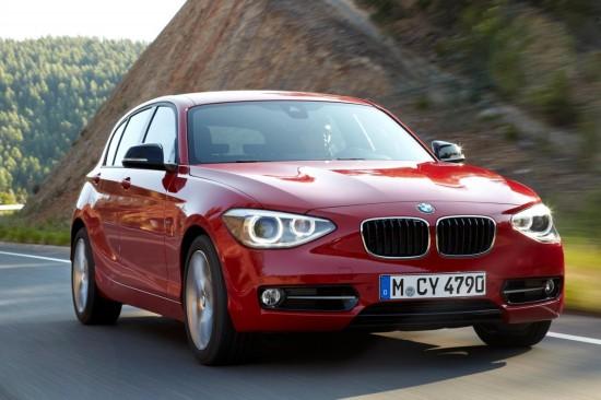 Фотошоп? Не. BMW официално разкри новата 1-а Серия
