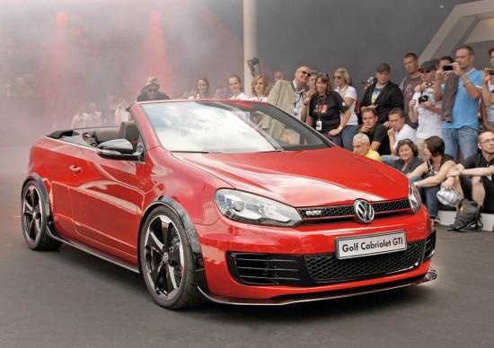 VW представи Golf GTI Cabriolet във Вьортерзее