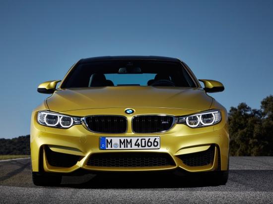 Технически данни на BMW M4