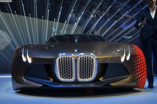 Като от фантастичен филм е най-новото BMW