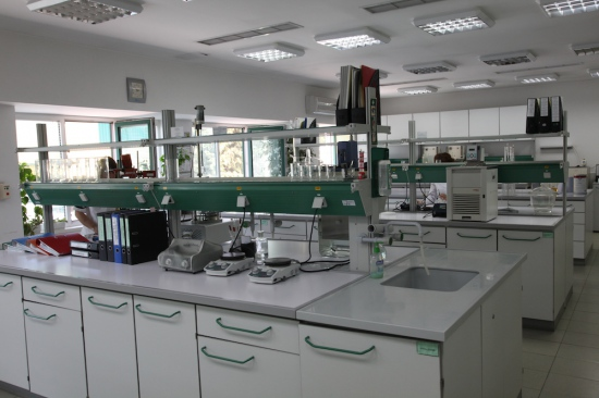 Технологичният център на